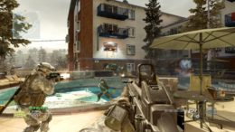 Modern Warfare 2 DLC Screenshots