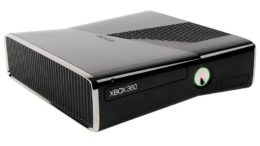 Is this our first look at the Xbox 360 Slim?