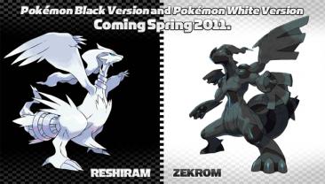 Pokemon Black & White to Release Spring 2011 in US