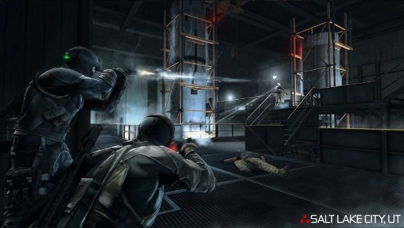 Splinter Cell Conviction Insurgency Pack Review Attack Of The Fanboy