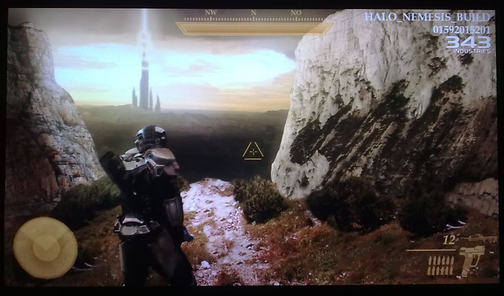 Next Halo Game Image Leak at 343 Industries?