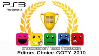 Reader's Choice Game of the Year Nominations