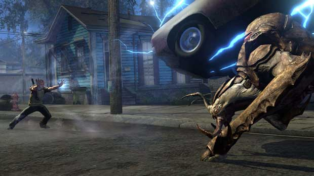 inFamous 2 All Questions Answered…in time