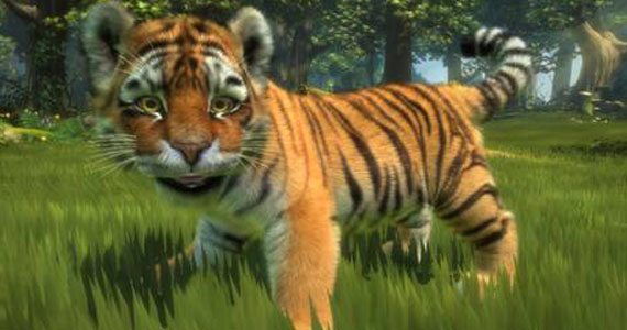 Kinectimals-Tiger