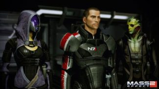 Mass Effect 2 PS3 Review