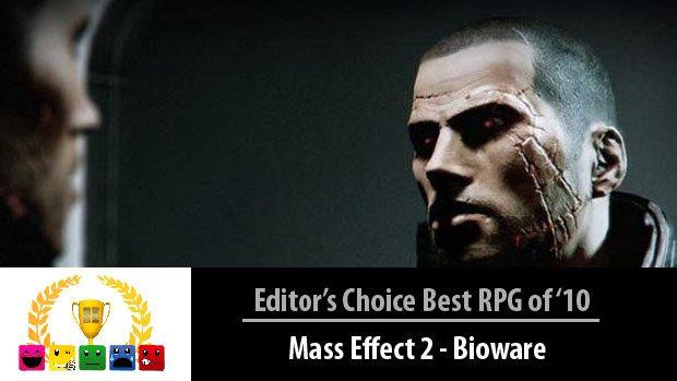 Best RPG of '10 News Xbox  Mass Effect 2 Final Fantasy Fallout: New Vegas