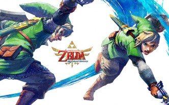 Zelda: Skyward Sword is almost complete