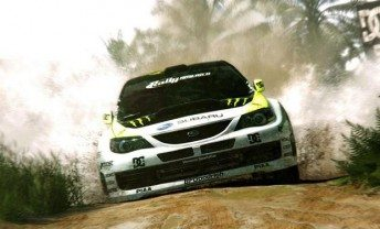 Dirt 3 Gymkhana Walkthrough with Ken Block