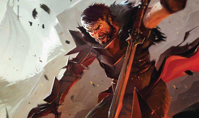 Dragon Age II Combat Gameplay Video