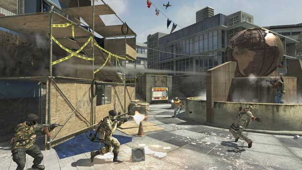 Black Ops Map Pack First Strike Ascension Feb 1, 2011 The Call of Duty (COD)