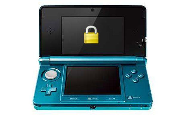 Nintendo 3DS will be region locked News  Nintendo 3DS