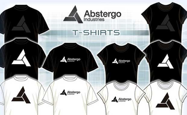 Show Your Assassin's Creed Allegiance in these Cool Abstergo T's News  Assassin's Creed Brotherhood