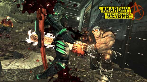 Max Anarchy gets renamed to Anarchy Reigns releases in Fall