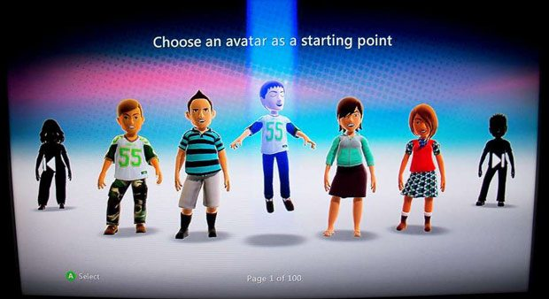 New Avatar Functionality Coming For Kinect News Xbox  Kinect