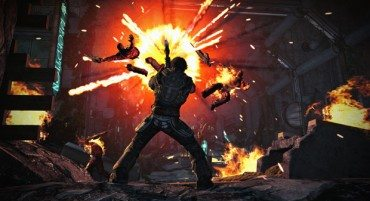 Bulletstorm HD Demo Launch Screenshots