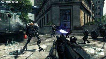 Crysis 2 Best Played on PC: Crytek