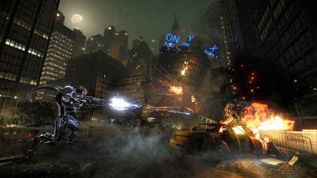 Crysis 2 Closed Beta Now Available for Download on Xbox Live News Xbox  Crysis 2