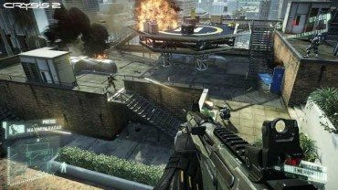 Crysis 2 Review: The Demo