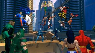 DC Universe Online Gets News Servers, More Coming