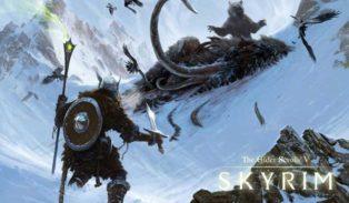 New Elder Scrolls V Skyrim Story & Graphics Details