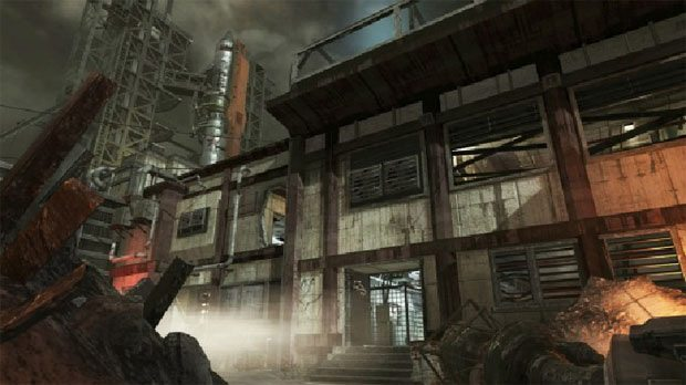 Call Of Duty Black Ops Zombies Ascension Map. Call of Duty: Black Ops