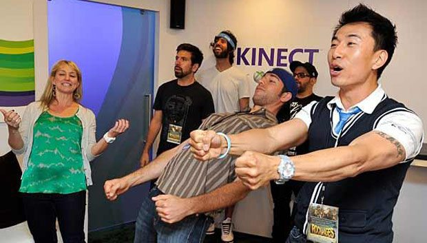 Kinect Sells 8 million Units in 60 days