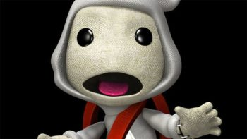 Kevin Butler is Big Boss in Little Big Planet