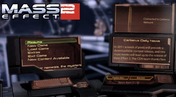More Mass Effect 2 DLC On the Way News Xbox  Mass Effect 2