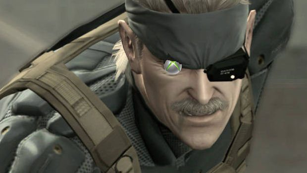 Metal Gear Solid 5 on Xbox 360? News Xbox  Metal Gear Solid 5