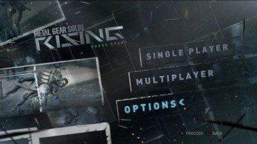 Metal Gear Solid Rising Multiplayer?