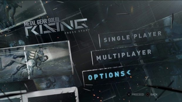 Metal Gear Solid Rising Multiplayer? News Xbox  Metal Gear Solid Rising