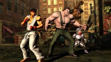 Mike Haggar and Phoenix Media Updated Marvel Vs. Capcom 3