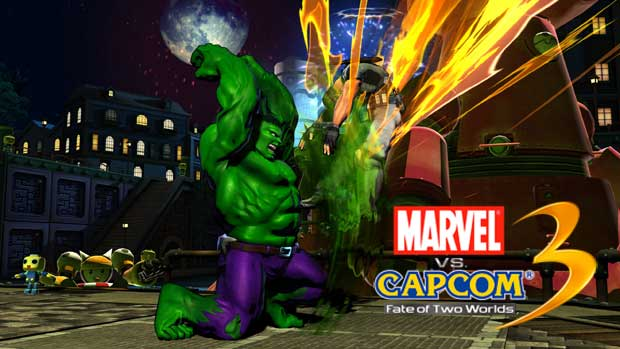 Marvel Vs. Capcom 3 New Character Reveal and Media Update News Xbox  Marvel Vs. Capcom 3