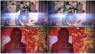 Mass Effect 2 PS3 vs. Xbox 360 Comparison Used 2 Month Old Build