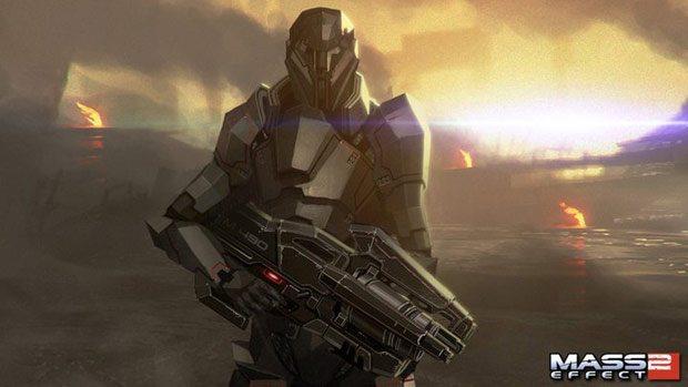 Mass Effect 2 PS3 Free DLC News  Mass Effect 2