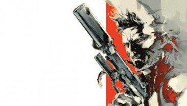 Metal Gear Solid HD Rumors