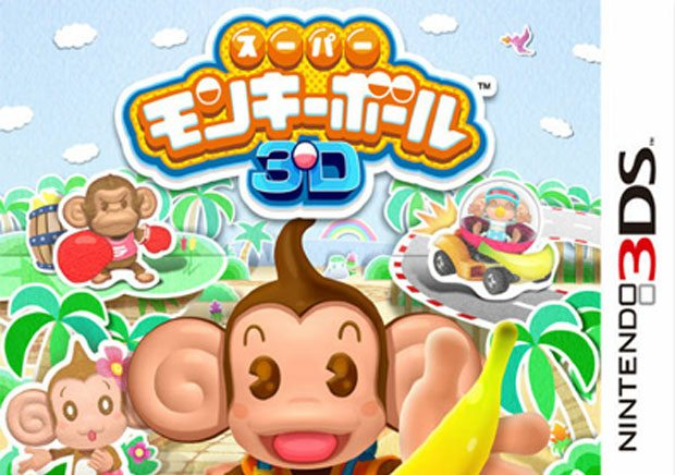 Super Monkey Ball 3D Coming March 3rd