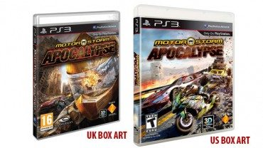 Motorstorm Apocalypse Announced for April 12th