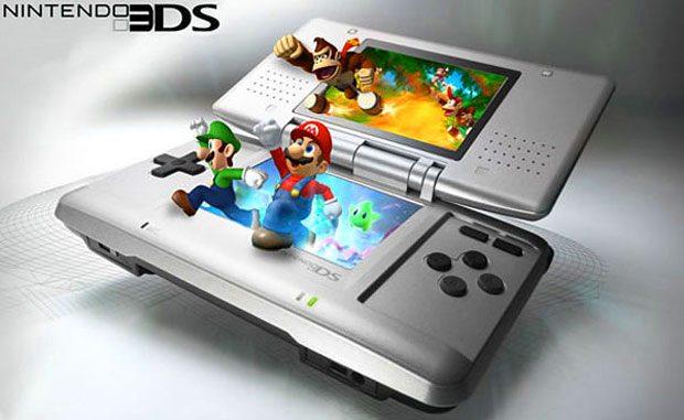 Nintendo 3DS may cause eye injuries News  Nintendo 3DS