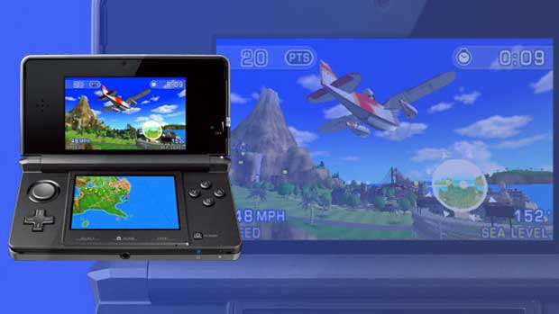 Nintendo 3DS Launch Titles Revealed at Nintendo World News  Nintendo 3DS