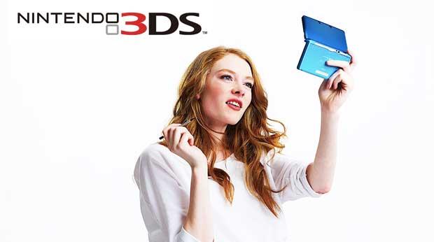 """Nintendo 3DS First """"Mass Market"""" 3D Device"""