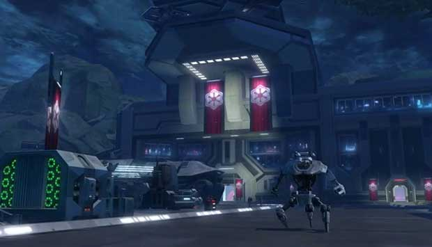 SWTOR Instances called Flashpoints, Details & Video