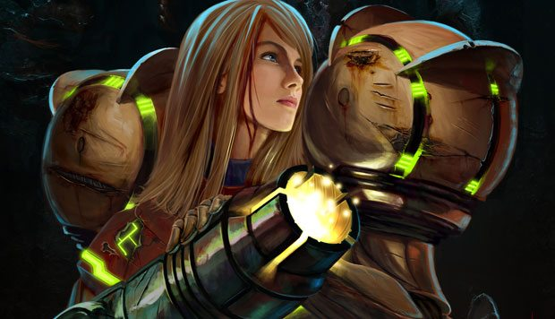 Metroid Coming to 3DS Announcement Imminent News  Nintendo 3DS Metroid