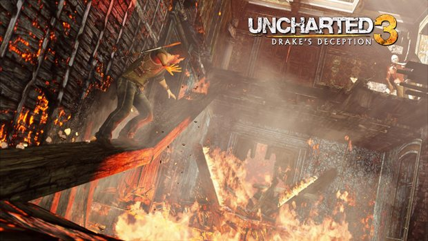 Uncharted 3 Will Give Gamers More Freedom News  Uncharted 3