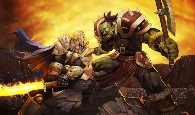 Would you play World of Warcraft on PS3?