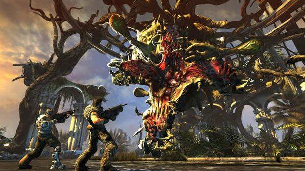 Bulletstorm Pokes Fun at Halo in Latest News Xbox  Bulletstorm