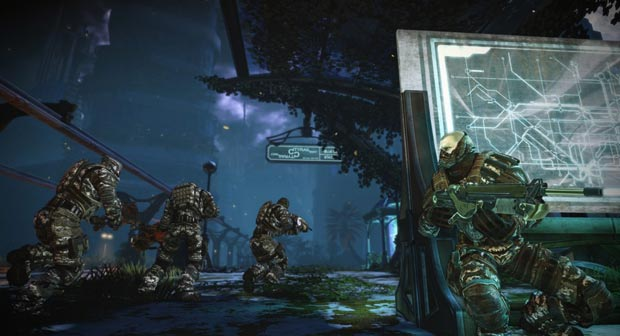 Bulletstorm Media Update – Unseen Levels Revealed