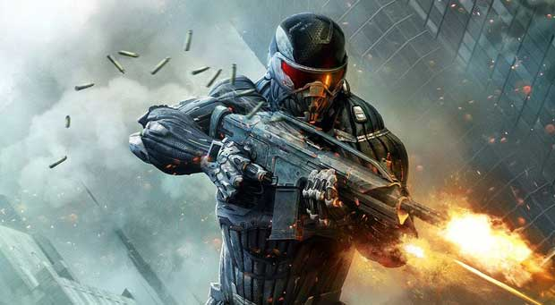 Nanosuit Showcased in Latest Trailer for Crysis 2 News Xbox  Crysis 2