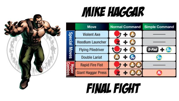 Haggar_Moves