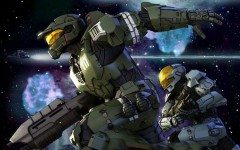 343 Industries working only on Halo 4 story